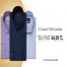 [n11] D'S Damat ve TWN Gömlekler Sabit/Tek Fiyat 44,99TL - %70e VARAN İNDİRİMLER!