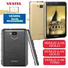 [Bim] Vestel Venus 5.0V& 5.0X Akilli Telefon Sicak Firsat