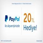 [LCWaikiki] PayPal Yaptiniz Alisverisin 20TL'si Geri Geliyor