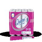 [BİM] 3 Katlı Tuvalet Kağıdı Queen 24 Rulo - 17.95 TL