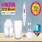 [BİM] Blender Seti Altus - 89.90 TL