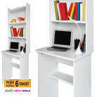 [BİM] Kitaplıklı Çalışma Masası - 99.00 TL
