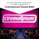 [N11] Cinemaximum Sinema Bileti Firsati
