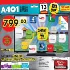 """[A101] Nexon 40NX600 40"""" Smart Uydu Alıcılı LED TV"""