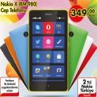[a101] Nokia X (RM-980) Cep Telefonu
