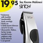 [A101] Sinbo Saç Kesme Makinesi