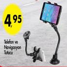 [A101] Telefon ve Navigasyon Tutucu