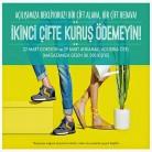 [Ankara] Ayakkabı Dünyası Bir Çift Alana Bir Çift Bedava