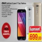 [Sok] Asus ZenFone 2 Laser 5 Cep Telefon Kampanyasi