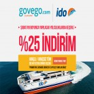 Govego Turizm'de 25% Indirim Firsati