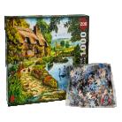 [BIM] 1000 Parça Puzzle 17.90TL - 16 Kasım 2018