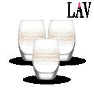 [BIM] 3'lü Empire Desenli Kısa Meşrubat Bardağı 9.95TL - 23 Ağustos 2019