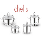 [BIM] Mini Tencere Çeşitleri Chef's 19.50TL - 19 Ekim 2018