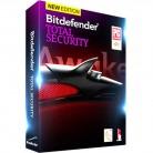 BitDefender Total Security 2014 1 PC 1 YIL