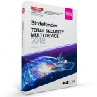Bitdefender Total Security Multi Device 2018 – 5 PC | 1 yıl  (MAC, Windows & Android)