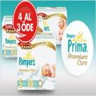 [e-bebek] Prima Bebek Bezi Premium Care`de 4 Al 3 Öde!