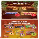 [Kipa] Snickers ve Twix Kampanyasi