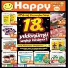 [Happycenter] 18 Yildonumu Indirimleri