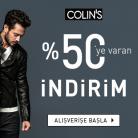 [Modagram] Colin's Ürünlerinde %50'ye Varan İndirimler