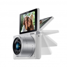 [Avrupatr] SAMSUNG  NX Mini Fotoğraf Makinesi 9-27mm Lens)