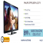 Philips 37PFL3007 Full HD Lcd Televizyon (Philips Türkiye Garantili)