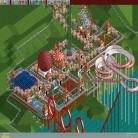 Roller Coaster Tycoon Deluxe Oyunu