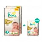 [Hepsiburada] Prima Bebek Bezi Premium Care 4 Beden Maxi 2'li Mega Paketi (Tekli Paket Hediye!)