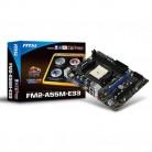 [Vatan] MSI A55M-E33 FM2+ AMD A55 DDR3 2133 (O.C.) VGA&HDMI Anakart